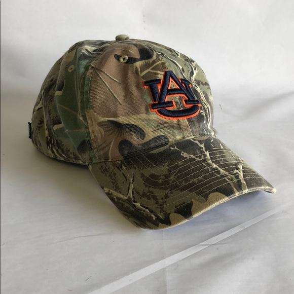 Legacy Auburn Camo Hat